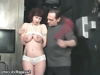 Vivian Is Hot Milf Who Ends Tied Part4