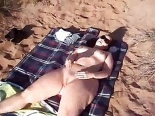Masturbating For Her Husband And...