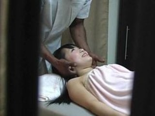 Wife useded by black masseur Spycamcapture