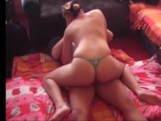 Amateur Girlfriend Homemade Riding