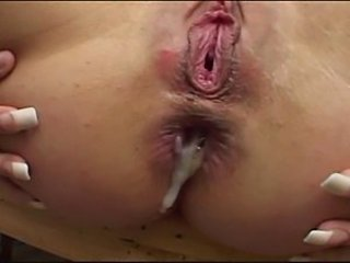 Early Teagan scene anal POV creampie
