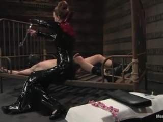 Girl Lydia McLane presents All Her Experience inside female domination mov