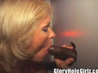 Glory Hole Cum Slut Milf Gets Cr...