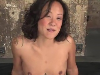Torture And device making love For Jandi Lin medial bound flick