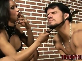 Dominating Shemale Mistress Sylvia