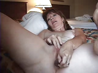 mature business woman masturbating in hotel