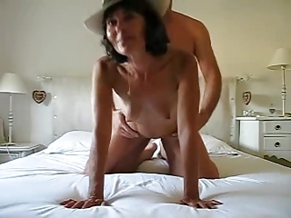 Couple Tapes Their Bedroom Fun