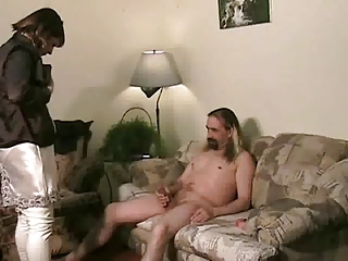 Change-over Slip Fully Clothed Sex