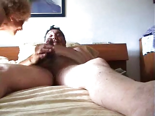 hot mature couple