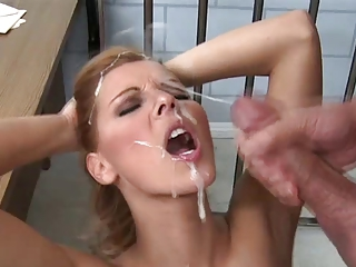 Cindy Enthusiasm - Epic Facial (Amazing)