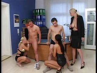 German Blowjob School