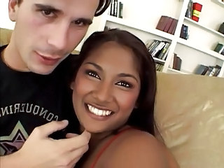 Indian Jazmin Chaudhry and Avy Lee Roth Fuck Manuel Ferrara