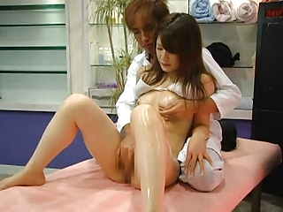 Young Model Massage Maximum Part 2