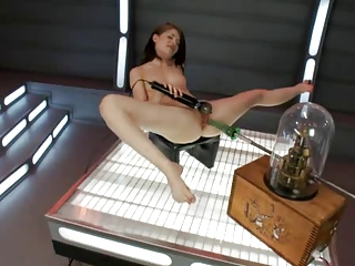 Sensi Pearl Machine Fucked 3 be advisable for 3