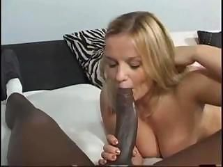 Blonde cutie goes check a depart the sensual cock and gets it in the eye
