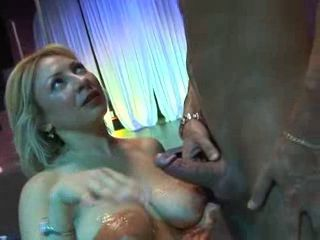 Busty Italian MILF-Club Slut