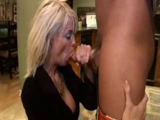 Hot Mature Blonde Banging In Nautical galley