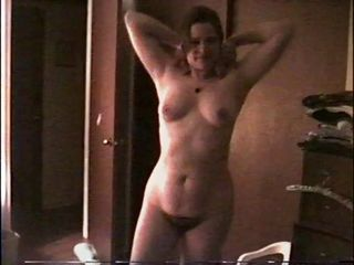My Wife Poses Unclad