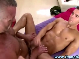 Watch Straight Guy Cum After Jer...