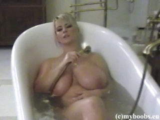 Bathroom  Big Tits  Natural