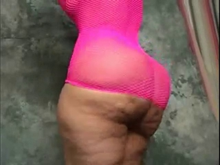 Ass  Latina Lingerie