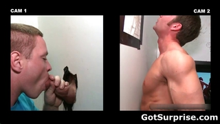 Straight Guy Has Cock Sucked By...