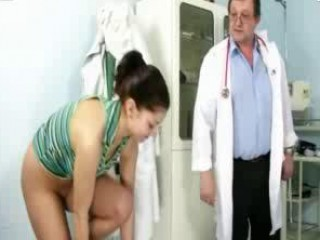 Gyno Patient Monika Pussy Speculum Gyno...