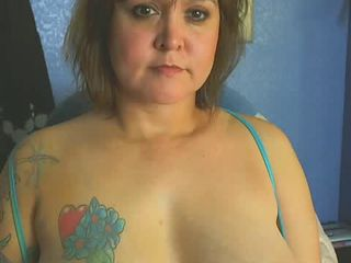 Mature Chubby Webcam Fun