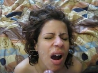 MY WIFE IS SUCKING ME PART 2