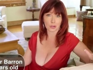 Mature Mom Natural Redhead