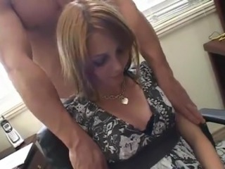 Erotic Blonde Madison Scott has sex Johnny Sins And has orgasm onto Her Smut...