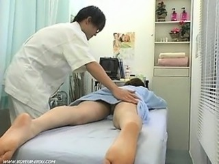 Exploitatory Massage Therapist Change Room
