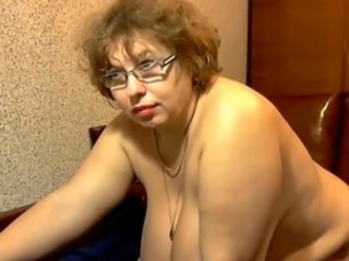 Mamelles Grosses Ulleres Madura Mamà Natural Russa Webcam