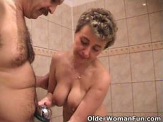 Mature Nipples Older Showers Wife