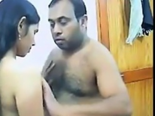 Amateur Indian Couple