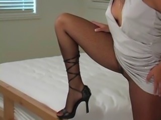Pantyhose - Playtime Video - God Starkly Leone Pantyhose