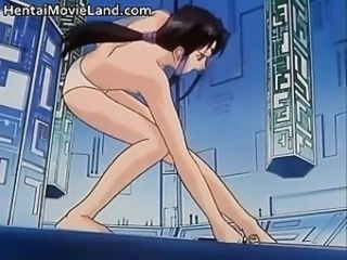 Sizzling nasty anime babes getting fucked part1