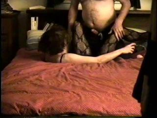 Shy wife fucking on another hidden camera home video