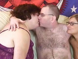 Nasty hairy husband has a wonderful time with respect to his wife added to the brush friend