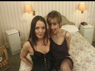 UK Sluts Amber and Sarah - MW