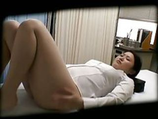 Spycam Schoolgirl misused by Doctor 2