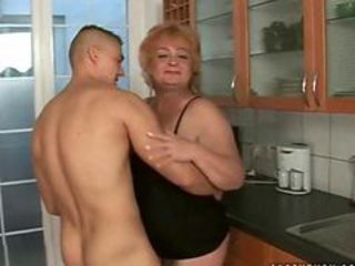 Granny Intercourse Compilation