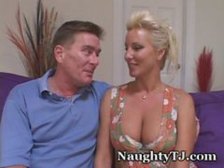 Naughty TJ Workaday By Hubby Thither Long Cock