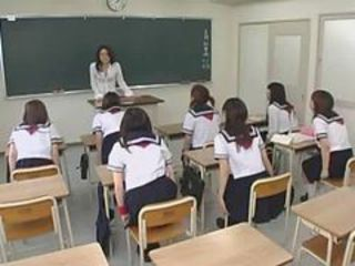 Japanese Rich Girl School