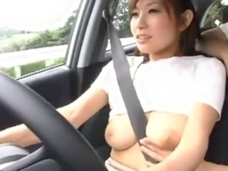 Drive a Go go! hither Japanese Milf 2