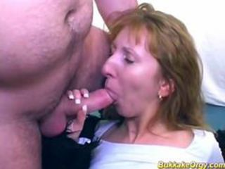 German Slut rides dicks for cum