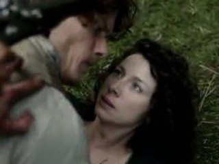 Caitriona Balfe hot tits and ass in sex scenes