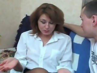 This Russian woman has beautiful hands