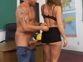 Teacher gets her bang lesson streampornvideos.org free