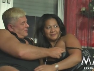 MMV FILMS Amateur Grown up Swingers